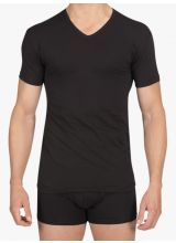 Alan Red T-shirt Oklahoma Body Fit V-Neck