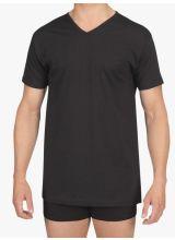 Alan Red T-shirt Vermont Regular Fit Thin V-Neck