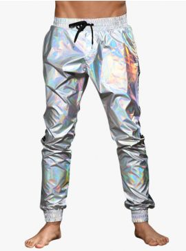 Andrew Christian Holographic Pants