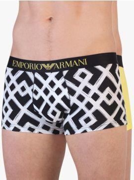 Boxershorts Emporio Armani Stretch Cotton 7P505 Trunk 2-Pack